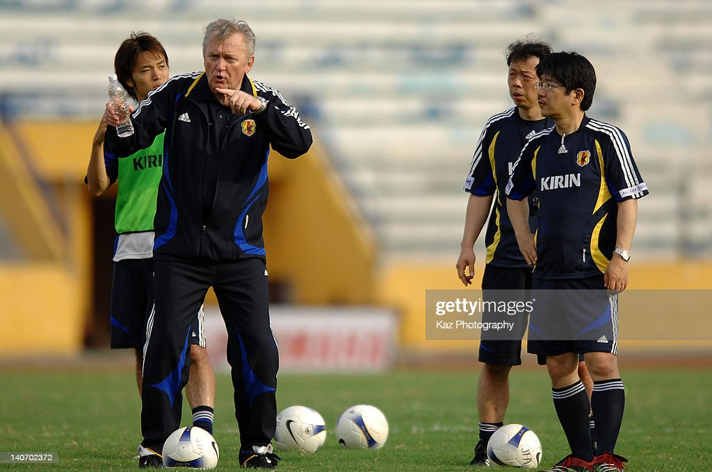 Japan Training Session : ニュース写真