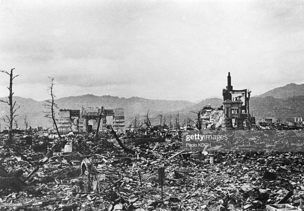 Hiroshima... : News Photo