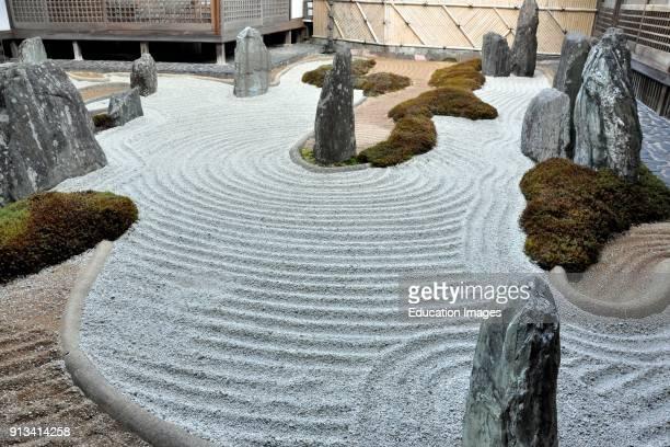 Japan Koyasan Koya Mount Kongobuji Temple
