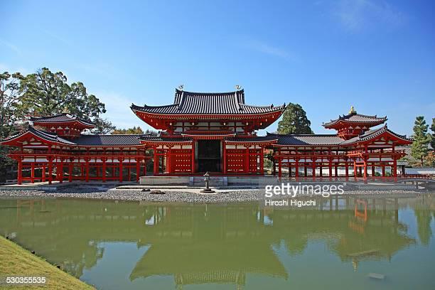 Japan, Kyoto, Byodo in Temple