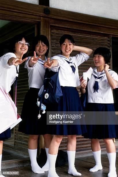 Japan Kyoto High School Girls