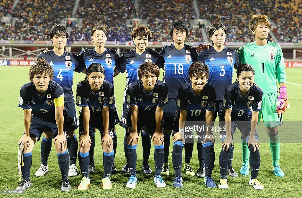 Japan v France: Semi Final - FIFA U-20 Women's World Cup Papua New Guinea 2016 : News Photo