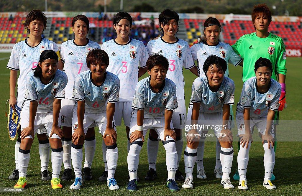 Spain v Japan: Group B - FIFA U-20 Women's World Cup Papua New Guinea 2016 : News Photo