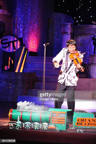 Shoji Tabuchi a fixture in Branson for more than 20 years fiddles a classic
