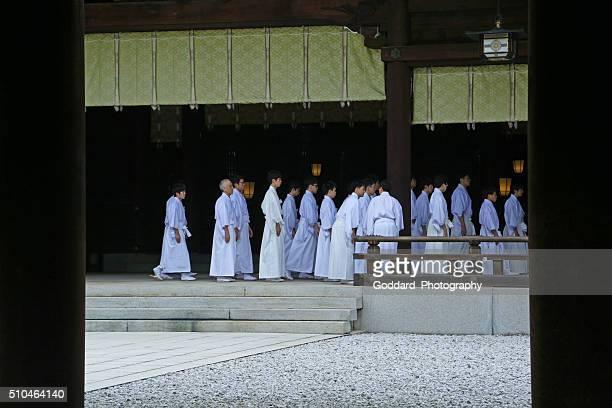 Japan: Meiji Shrine in Tokyo