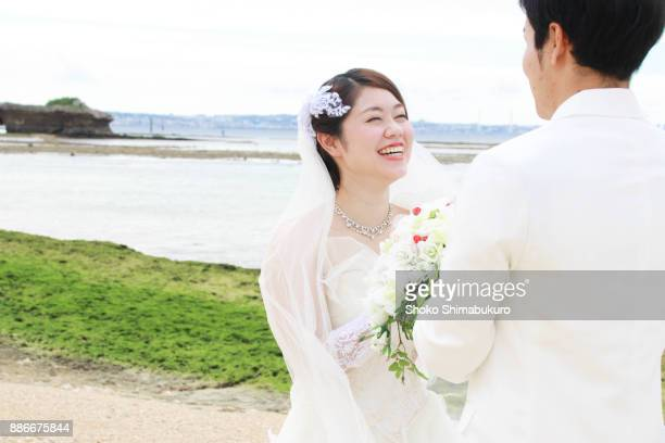 Japan Okinawa Wedding
