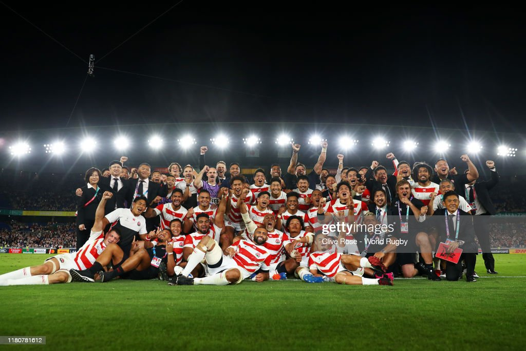 Japan v Scotland - Rugby World Cup 2019: Group A : ニュース写真