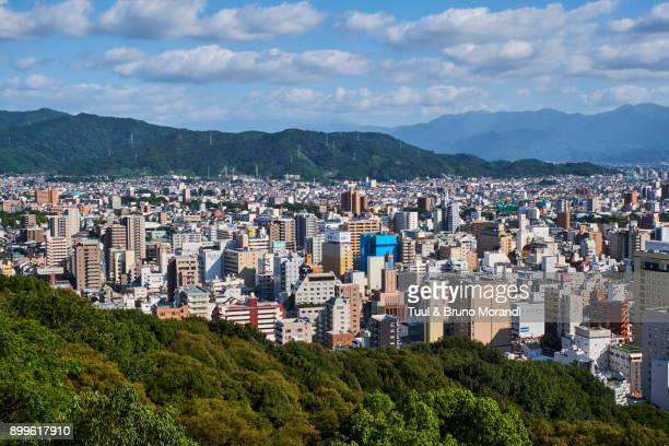japan, shikoku, matsuyama - matsuyama ehime stock pictures, royalty-free photos & images