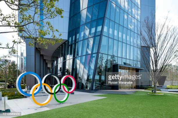 japan sport olympic square(japan olympic museum) - the olympic games stock pictures, royalty-free photos & images