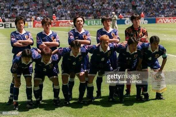 Japan team group