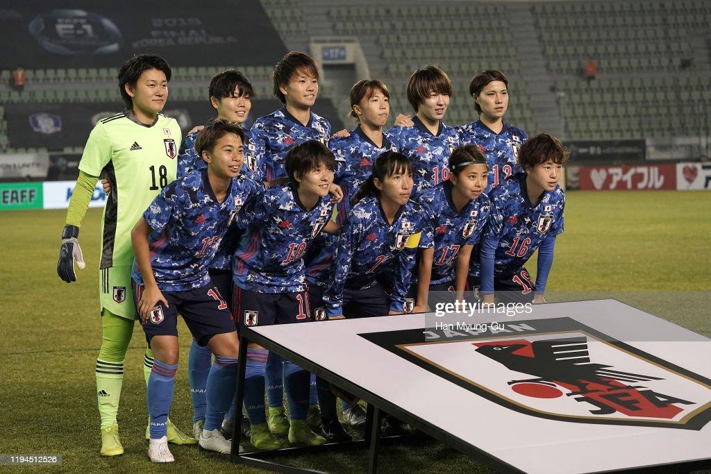 South Korea v Japan - Women's EAFF E-1 Football Championship : ニュース写真