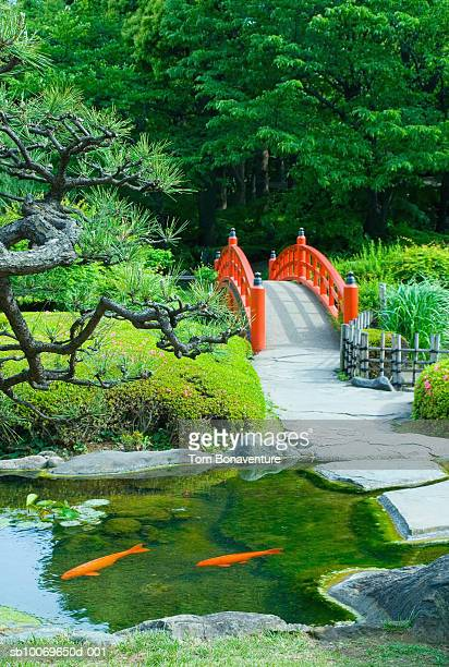 Japan, Tokyo, Akasaka, Hotel New Otani Garden