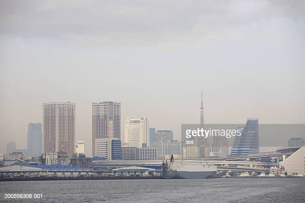 Japan, Tokyo city skyline