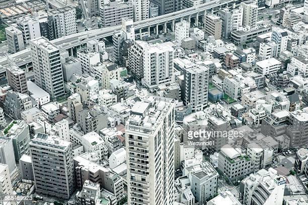 Japan, Tokyo, cityscape