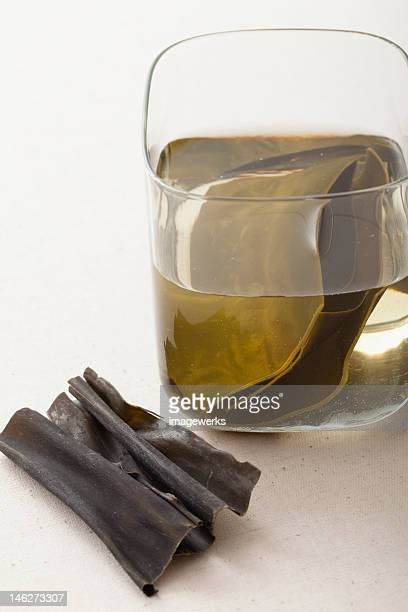 Japan, Tokyo, Close up of food in oil