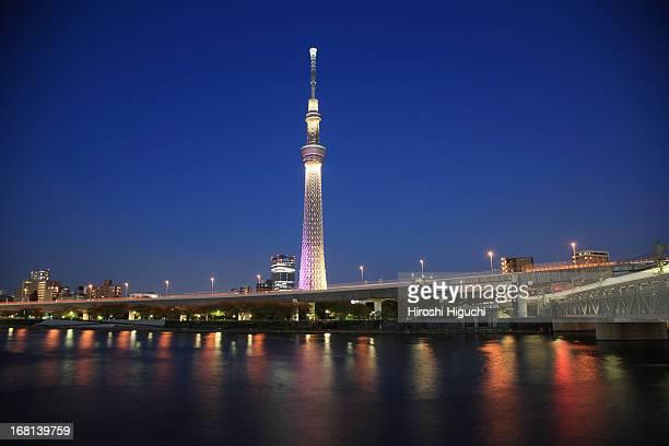 Japan, Tokyo Sky Tree