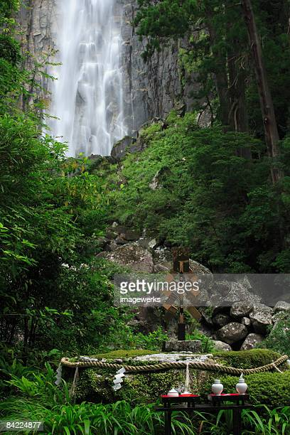 Japan, Wakayama, Kumano Kodo, Nachi Falls