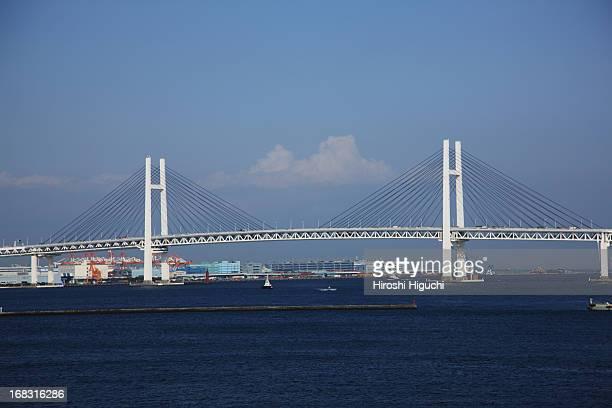 Japan, Yokohama Bay Bridge