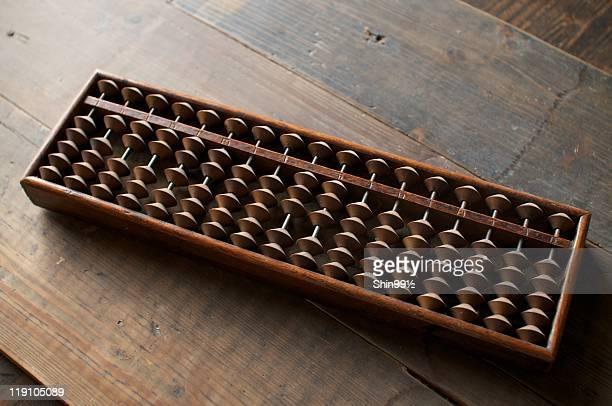 japanese abacus - abaco imagens e fotografias de stock