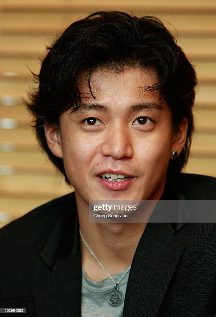 Japanese actor and film director Shun Oguri attends a press conference about his recent film 'Surely Someday' during the Puchon International Fantastic Film Festival (PiFan 2010) at Gwangwon art hall on July 20, 2010 in Incheon, South Korea.