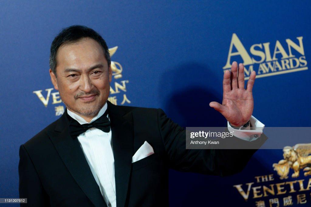 The 13th Asian Film Awards : News Photo