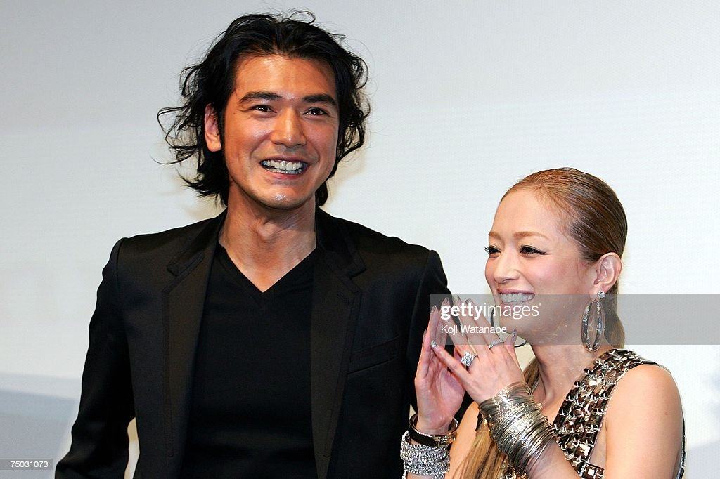 """""""Confession Of Pain"""" Press Conference : News Photo"""