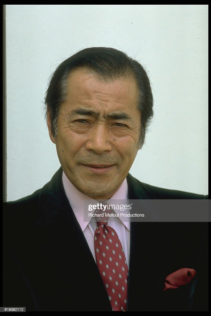Japanese Actor Toshiro Mifune : Photo d'actualité