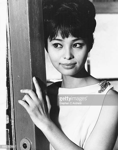 Japanese actress Akiko Wakabayashi in a scene from the James Bond film 'You Only Live Twice' circa 1967