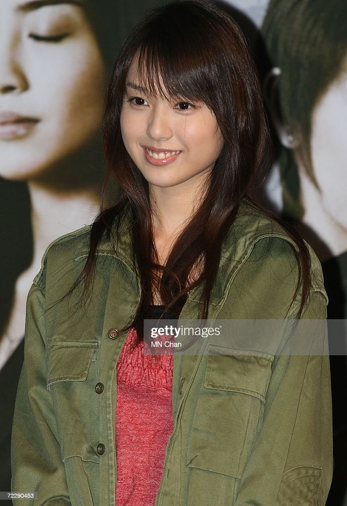 Japanese actress Erika Toda attends a promotion of her new movie ' Death Note: The Last Name ' on October 28, 2006 in Hong Kong, China. The first installment of the movie topped the Japanese box office for two straight weeks, and the new movie is scheduled to premiere on November 3, 2006.