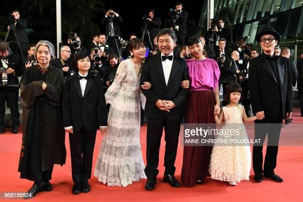 Japanese actress Kirin Kiki Japanese actress Jyo Kairi Japanese actress Matsuoka Mayu Japanese director Hirokazu KoreEda Japanese actress Sakura Ando...