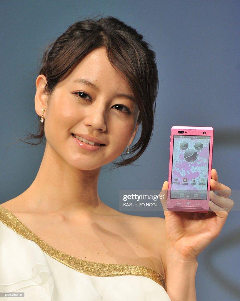 Japanese actress Maki Horikita introduce : News Photo