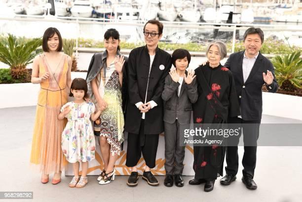 Japanese actress Mayu Matsuoka Japanese actress Miyu Sasaki Japanese actress Sakura Ando Japanese actor Lily Franky Japanese actor Jyo Kair Japanese...