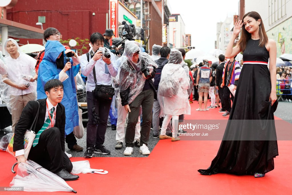 Okinawa International Festival - Red Carpet
