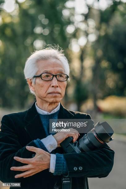日本の大人の写真家