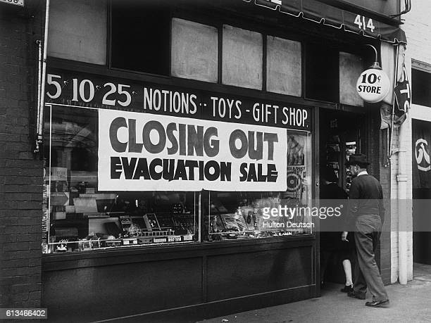Japanese American shopkeepers are forced to close their businesses when the American government decides to move them to camps away from America's...