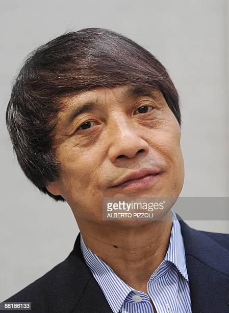 Japanese architect Tadao Ando who designed the new contemporary arts centre of French businessman Francois Pinault in the old building of the Punta...