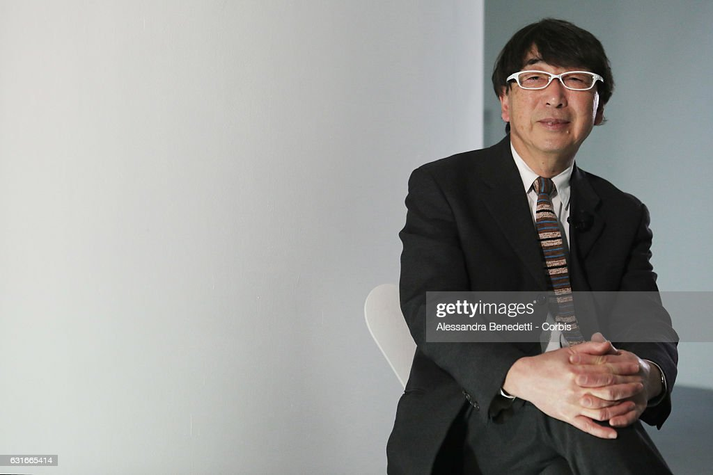 Japanese Architect Toyo Ito Conference : News Photo