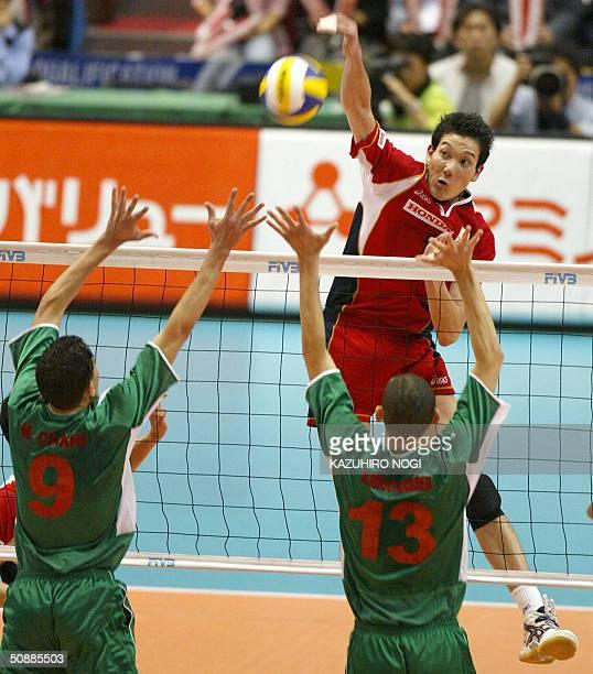 Algerian Men's Volleyball League