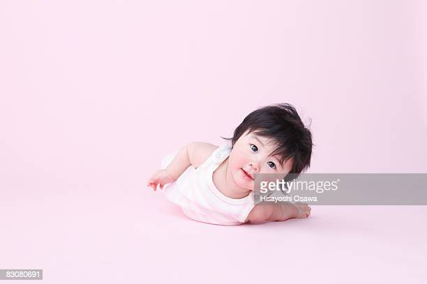 japanese baby smiling