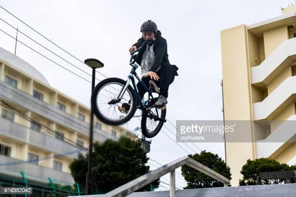 Japanese bmx riders