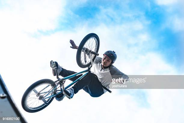 japanese bmx riders - cycling event stock pictures, royalty-free photos & images