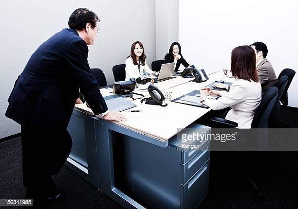 のお仕事仲間とのミーティング
