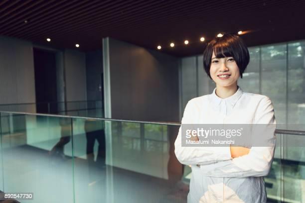 日本のビジネスの肖像画 - ルーキー ストックフォトと画像