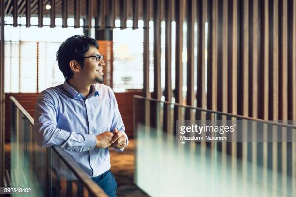 日本のビジネスの肖像画