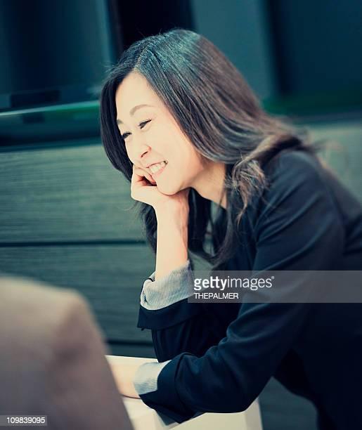 日本のビジネス女性