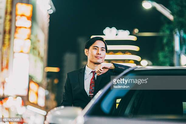 japanese businessman - next to stock pictures, royalty-free photos & images