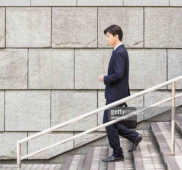 Empresário Japonês