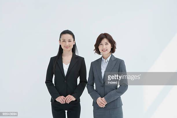 Japanese businesswomen