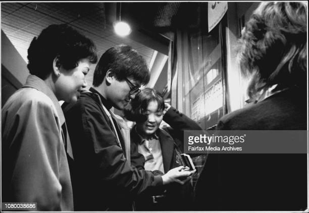 Japanese buying up big at Sydney's Duty FreeAirport Duty Free Yoshimitsu Takakura center Yoshiko his wife right Aiko leftThe Biggest decision is...