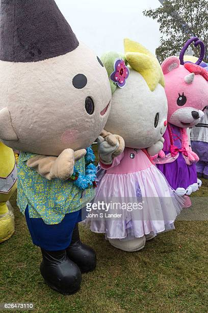Japanese celebrate the silly eccentric and adorable like no other country Its obsession with the yurukyara mascots is a perfect example of this These...